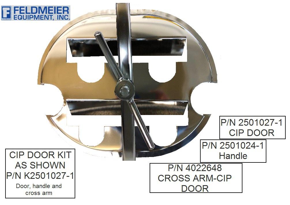 2501027 CIP DOORf (16 x 20 MW)