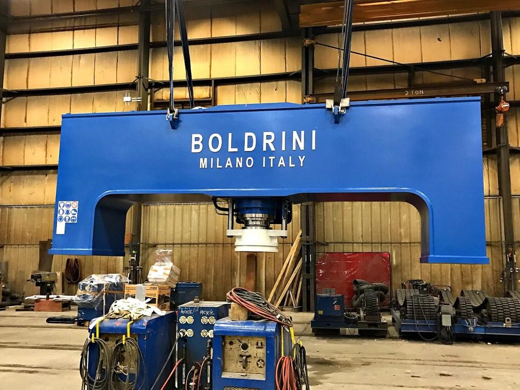 Boldrini Install at LF