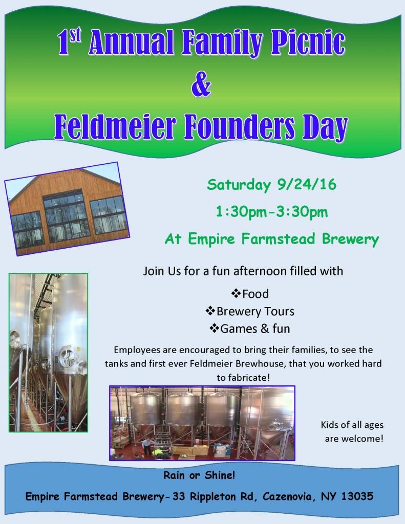 Feldmeier Founders Day